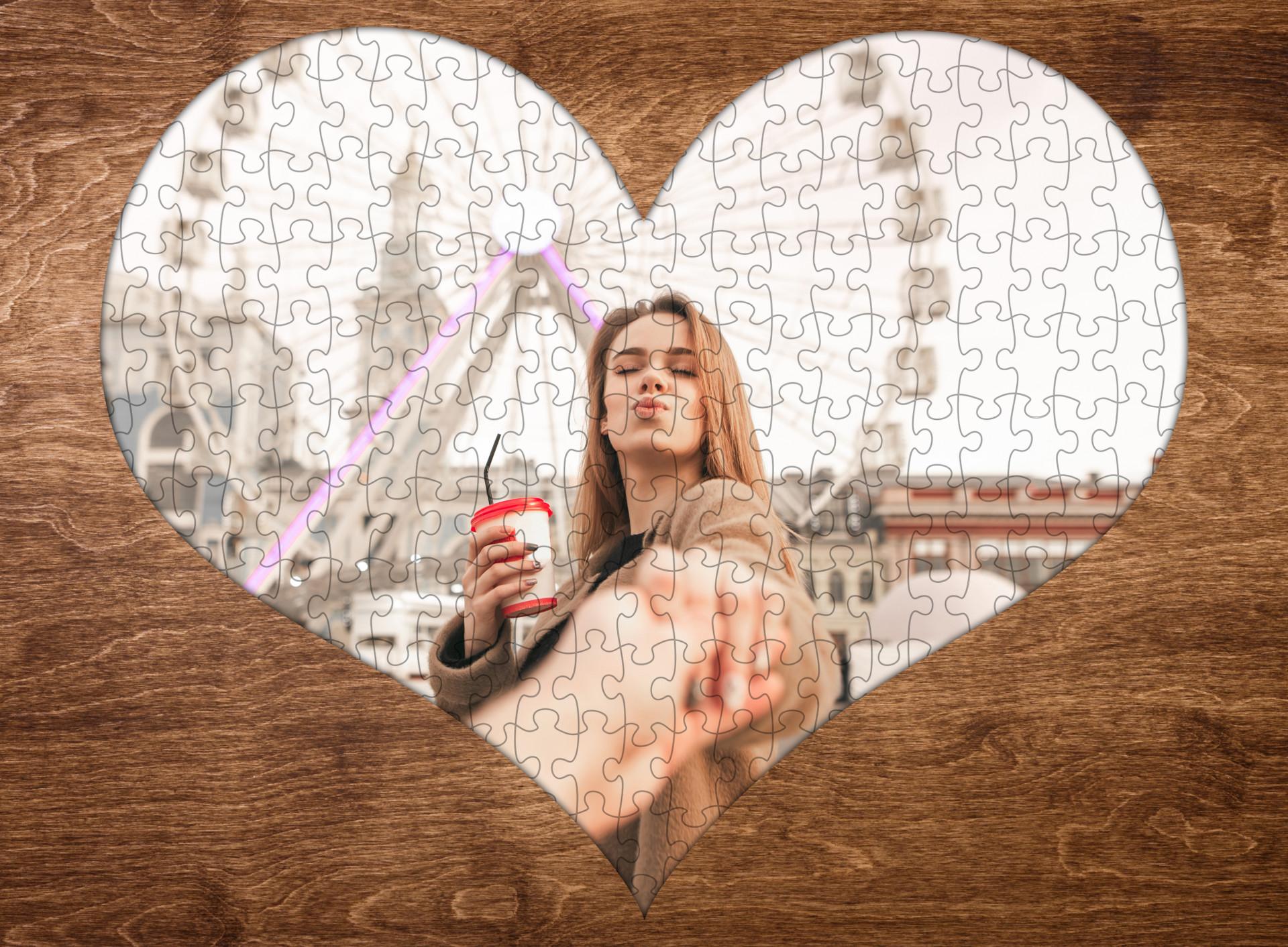 puzzle inima