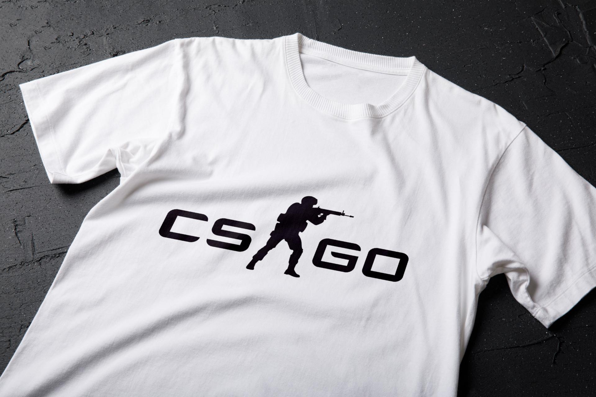 Tricou personalizat CsGo